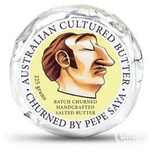 Pepe Saya Cultured Butter